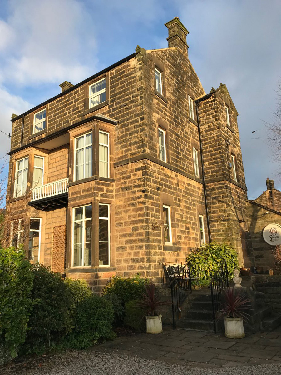Bed And Breakfast Matlock Sheriff Lodge Dog Friendly Exclusive Use B B Peak District