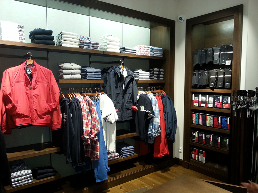 Grenoble Annemasse Groupe Vuillermet | Boutique Tommy Hilfiger Chambéry