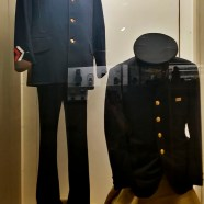 Railroad employee uniforms