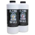 704515 Z7 Enzyme Cleanser by Flying Skull - Quart 2 Bottles: Part 1 + Part 2