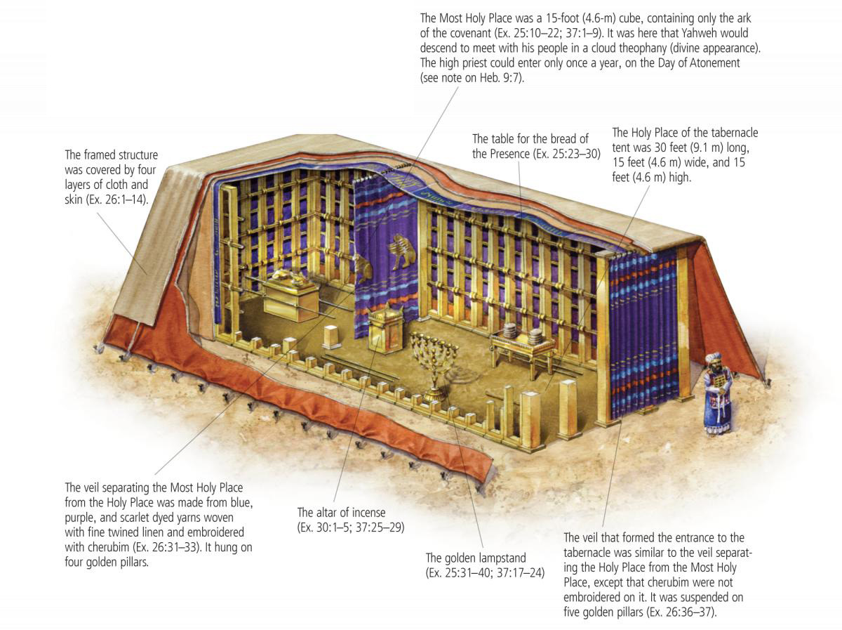 The Tabernacle Of Moses Curtains Tabernacle Exodus 40 Growing Godly Generations