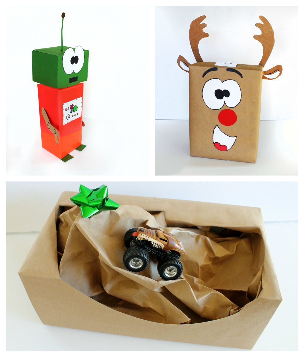Fullsize Of Creative Gift Packaging