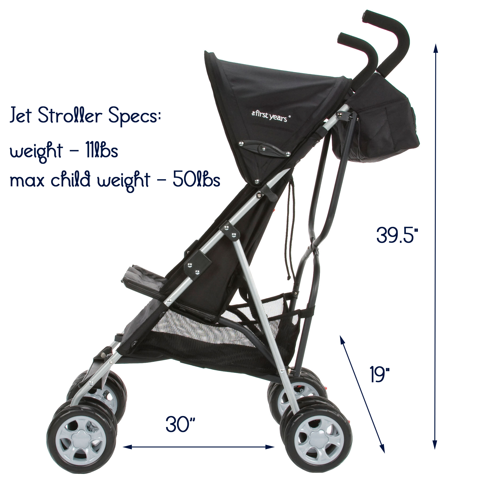 Umbrella Stroller First Years Jet Specs Growing Your Baby
