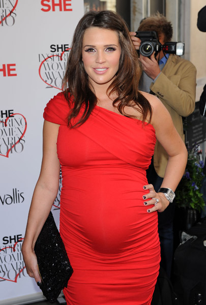 Compact Car Seat Stroller Expectant Model Danielle Lloyd Growing Your Baby