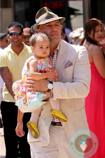 Britax Car Seat With Stroller Billy Zane And Daughter Eva Grove Growing Your Baby