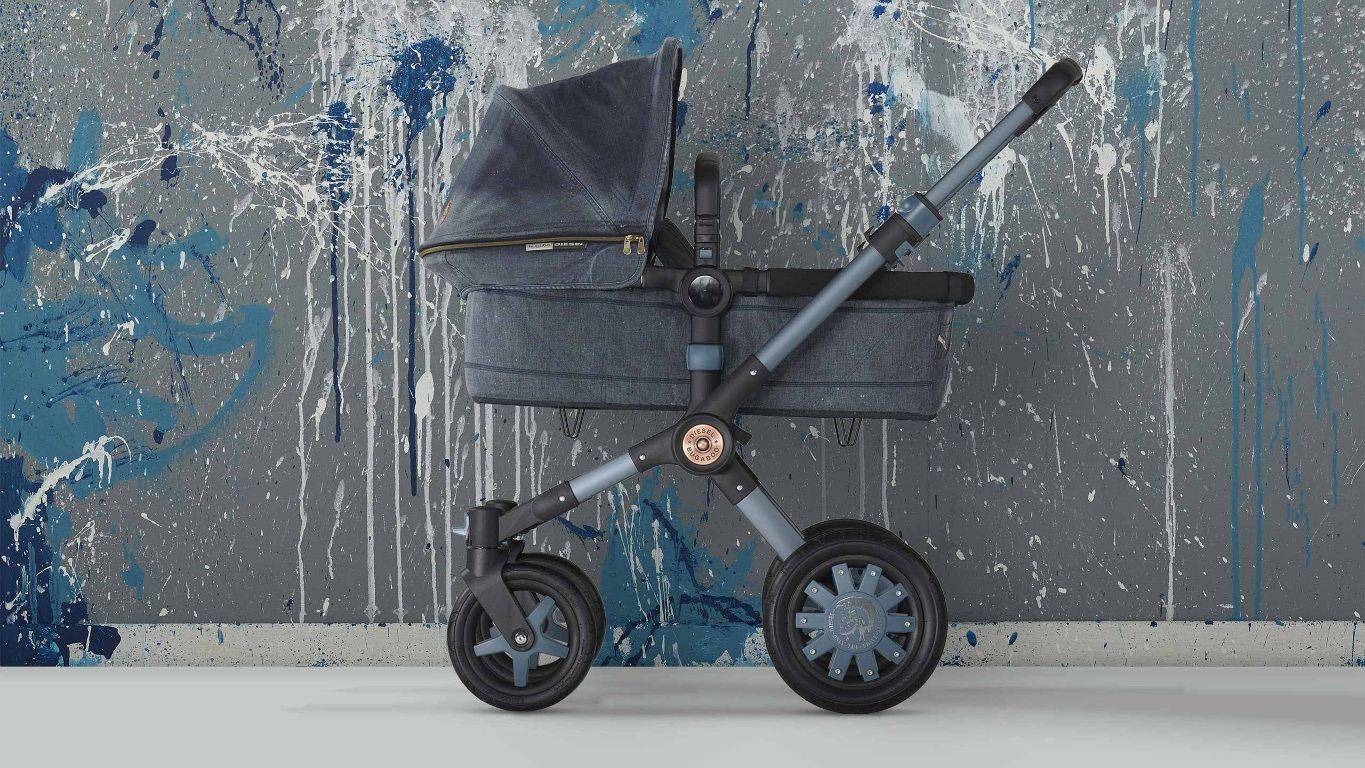 Poussette Bugaboo Cameleon 3 Bugaboo By Diesel Denim To Hit Stores In November