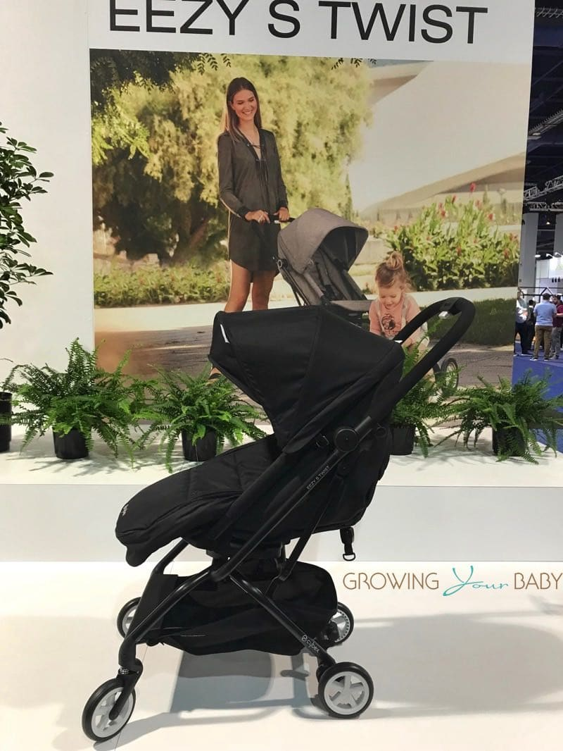 Cybex Stroller Eezy S Twist Cybex Eezy S Twist Stroller Forward Facing Growing Your Baby