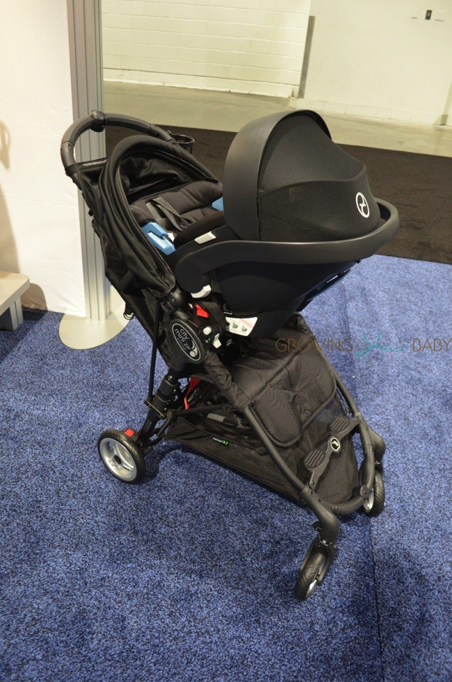 Jogger Stroller With Bassinet Baby Jogger City Mini Zip Stroller With Infant Seat