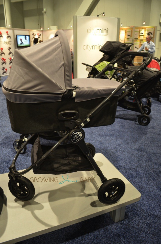 Jogger Stroller With Bassinet Baby Jogger Deluxe Pram On A City Mini Growing Your Baby