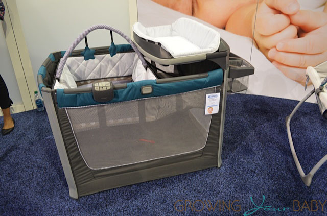 Graco Travel System Youtube Graco Pack 39;n Play Playard Smart Station Growing Your Baby