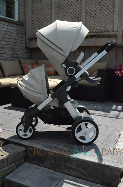 Stokke Stroller Bassinet Stokke Crusi As A Double Stroller Growing Your Baby