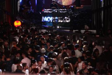mordisco club v aniversario