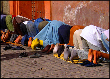 morocco prayer call