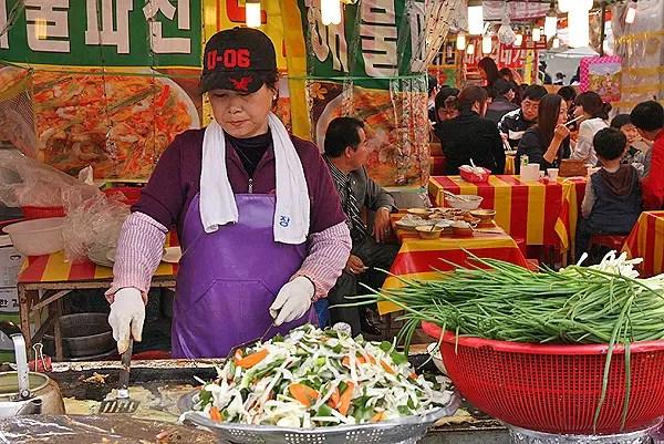 cooking korean food, korean food