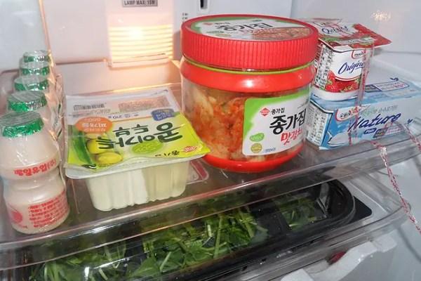 kimchi diet