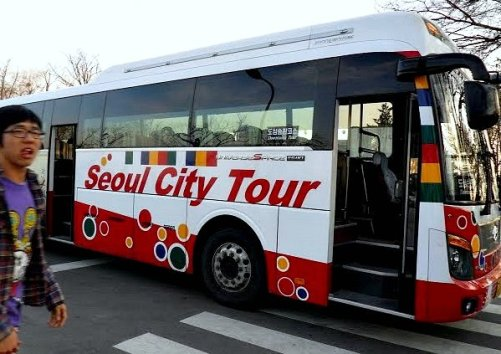 seoul city bus tour, things to see in seoul, cool things to do in seoul, seoul trip planning