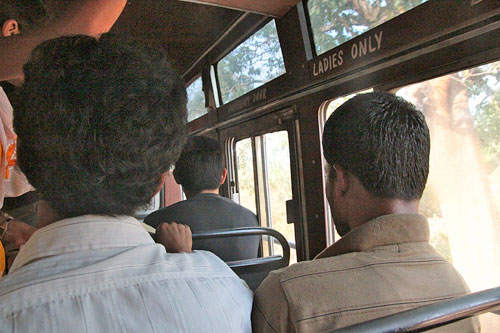 A Guide to Taking a Bus in India, travel guide india, india travel, india tourism, buses in india, riding in indian buses
