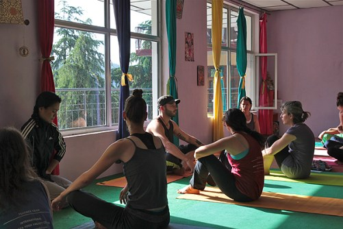 yoga teacher training certification in india, yoga ttc india