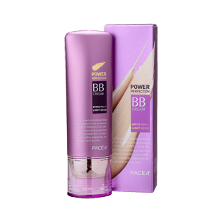 FAceshop's BB cream power perfection, most popular bb cream brands, song hye laniege snow, best bb cream to buy, bb cream in korea, skin care and beauty in korea, hallyu beauty secrets