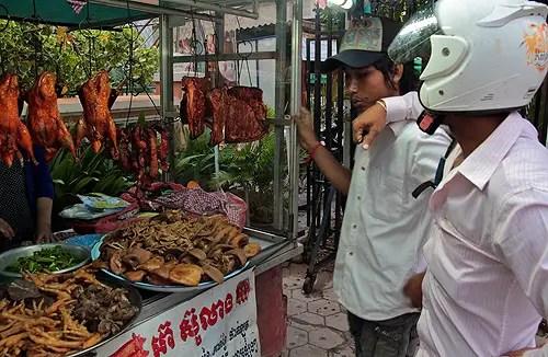 cambodia weird foods