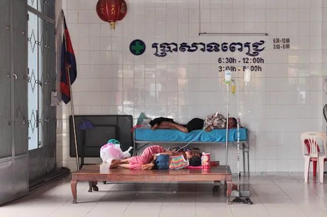 hospital khmer