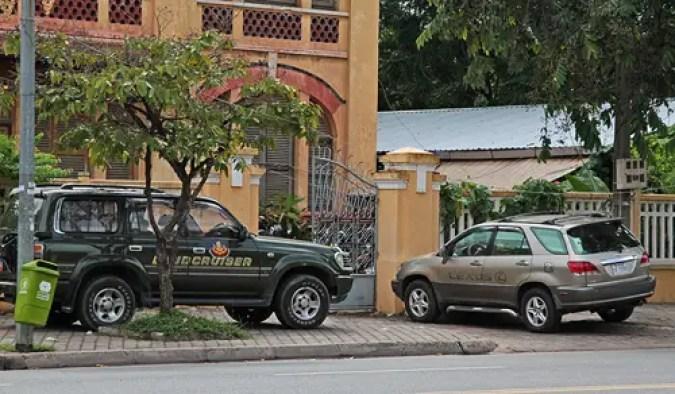 suvs in cambodia
