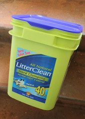 litter clean kitty litter