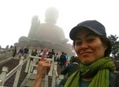 lantau island buddha, giant buddha hong kong