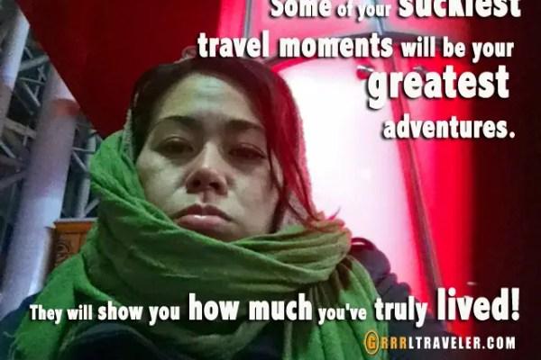 travel inspiration, travel survival, grrrltraveler