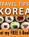 free ebook grrrltraveler, travel guide to korea