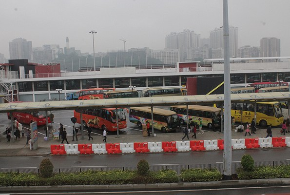 free shuttle buses on Macau, Macau casino buses
