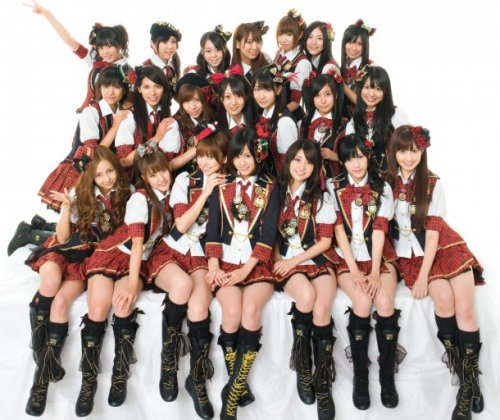 akb48, most popular girl bands in Japan, otaku culture, fetishism in japan, sex in japan