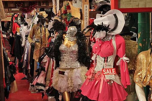 harajuku fashion, cosplay fashion tokyo, idol fashion in Japan, japanese idol groups