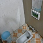 World's Worst Toilets: #3 Vanity Squatter at Boseong Bus Terminal (South Korea)