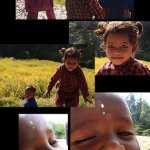 Photographing Children in Nepal