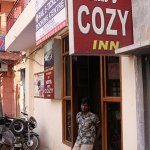 Raj's Cozy Inn Hotel: A decent budget hotel in Paharganj's backpacking district