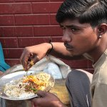 How to Eat with your Hands in India