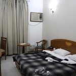 City Centre Inn Hotel:  A decent budget stay in the suburbs of Delhi's Bhogal