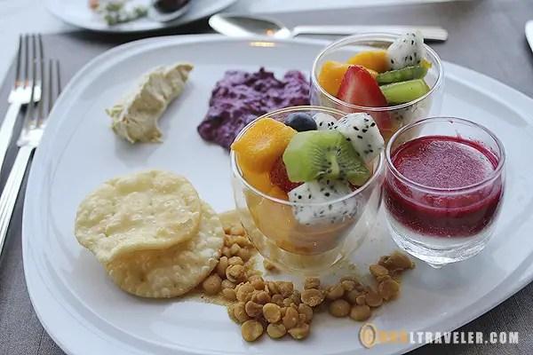 Executive dining at Amari Hotel Bangkok, best hotels in bangkok, luxury hotel dining