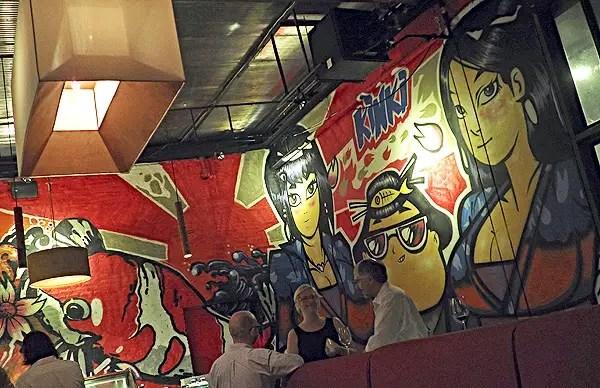 Kinki Sushi Restaurant Bangkok