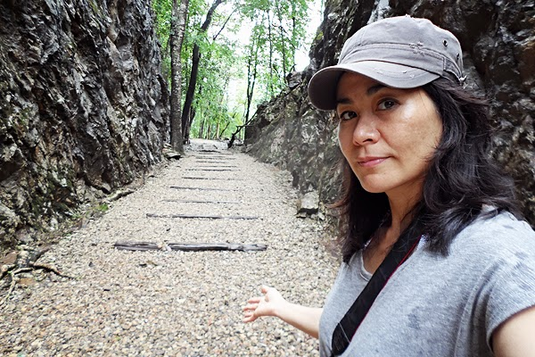 Hellfire Pass Museum, things to do and see in kachanaburi,  kachanaburi tour guide, grrrltraveler thailand