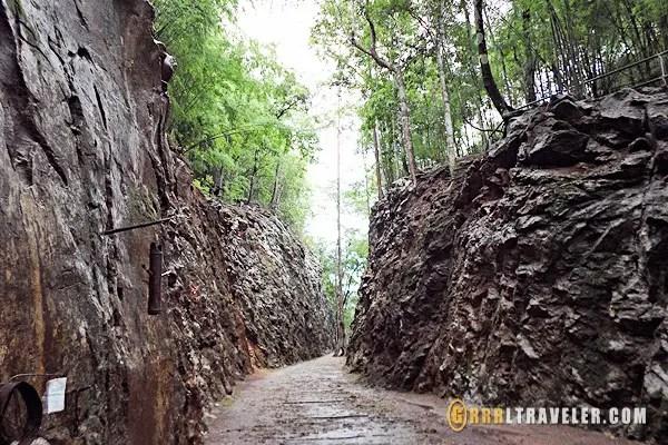 Hellfire Pass Museum, things to do and see in kachanaburi,  kachanaburi tour guide