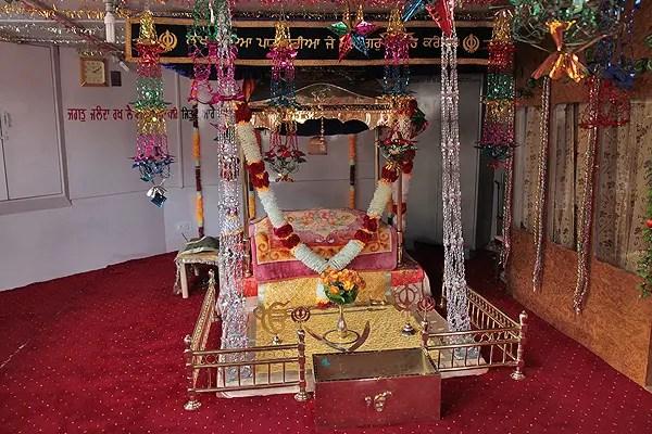 gudwara ladakh,ladakh travel guide, what to do in ladakh, Patar Sahib Gudwara (Sikh gudwara)