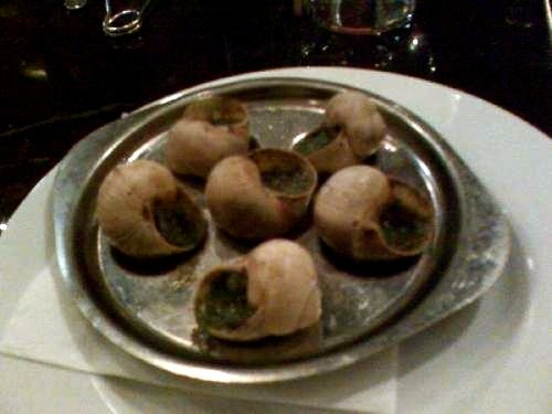 escargots, must try foods France, must try french foods, french cuisine, foods to try in france, foodie travel gray cargill, solo friendly food, top foods to try in france