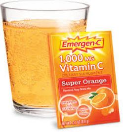 Emergen-C Super Supplements, Emergen-C , vitamin mixes
