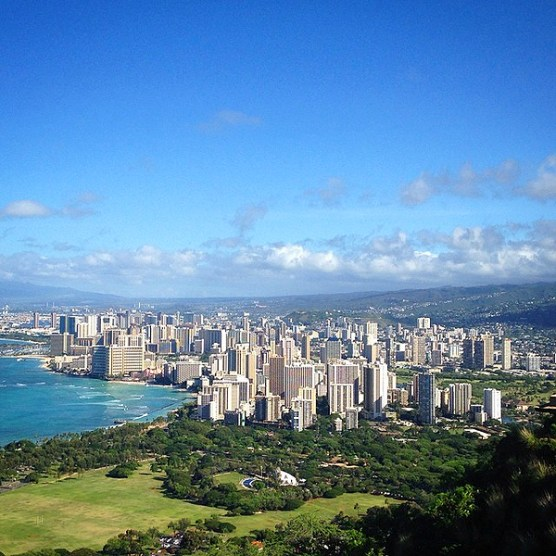 diamond head lookout hike, diamond head hike, things to do in hawaii
