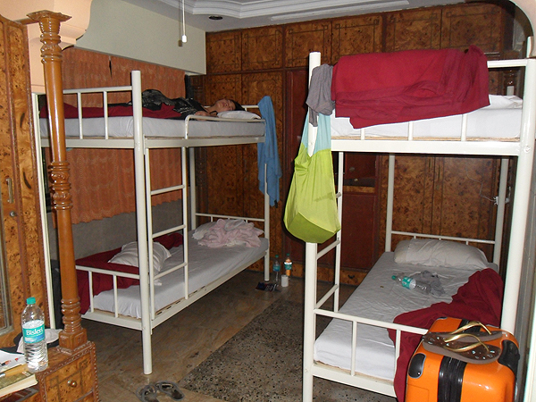 guesthouse in mumbai, mumbai hotel