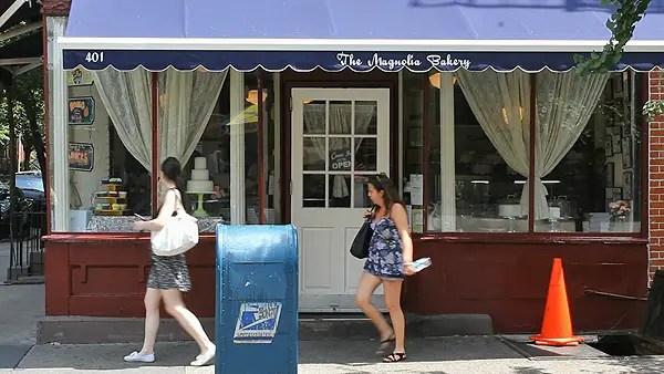 magnolias cupcakes, magnolias new york