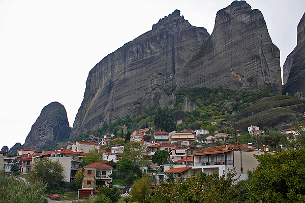 meteora hotels, alsos house