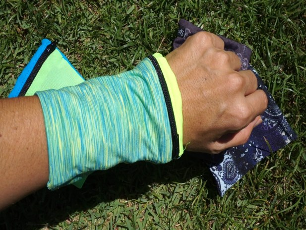 Bangees Wrist Wallets, Bangees Touch Phone Wrist Wallets